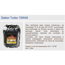 Cx Com Oleo De Motor Mineral Multiviscoso Turbo 15w40 Dt0001