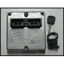 Kit Modulo Injeção Ford Fiesta 1.0 8v Nvj0 2565-12a650-da
