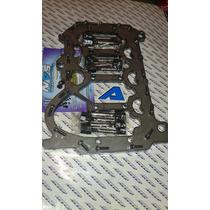 Kit Plate Total Reforço De Bloco Ap Junta De Motor