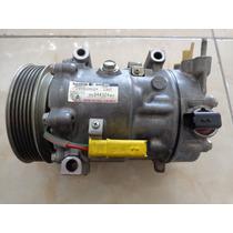 Compressor Ar Condicionado Peugeot 307/407/308/408 C/ Sensor