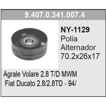 Polia Alternador Gm Corsa/celta C/ac - Astra/zafira 1