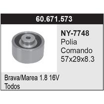 Rolamento Tensor Fiat Brava/marea 1.8 16v - Comando