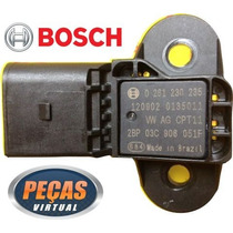 Sensor Map Jetta Golf Polo Bora Fox Passat 0261230235 Novo