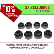 Jogo De Retentor Válvula Fiat Palio 1.5 8v Mpi 98 Em Diante