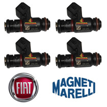 Bico Injetor Palio Uno Siena Idea 1.4 Fire Flex Ipe010 4 Pçs