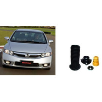 Kit Coxim Batente Coifa Rolamento Amortecedor New Civic