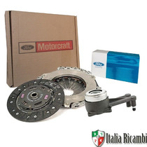 Kit Embreagem Original Ford Fiesta E Ka 1.0 Zetec Rocam