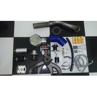 Kit Turbo Vw Ap Pulsativo Bomba Eletrica Velas Ngk Completão