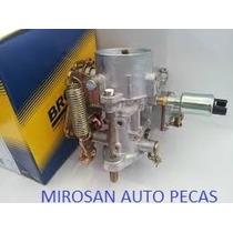 Carburador Simples Fusca 1500 1600 Gas. Brosol