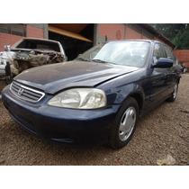 Porta Dianteira Esquerda Honda Civic 1.6 16v 1999