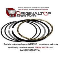 Jogo Anel Motor Std Para 4 Cil Fiat Uno 1.4 8v Turbo 94 96