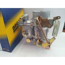 Carburador Fusca/brasília/kombi 1300/1200 Brosol Novo E Nf