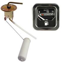 Bóia Elétrica + Indicador Combustível Fusca Pre Quadrado Vw