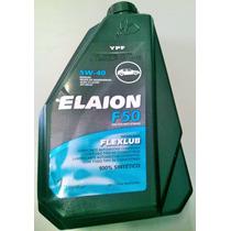Óleo Elaion 5w-40 100% Sintético Api Sn -f50 Anti - Stress