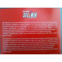 Caixa Oleo Motor 15w40 Selenia Semi Sintetico 82582