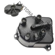 Kit Tampa + Rotor Do Distribuidor Honda Civic 1.5 / 1.6