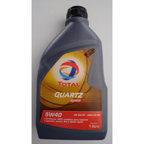Óleo Total Quartz 9000 5w40 100% Sintético Bmw, Vw, Mb, Pors