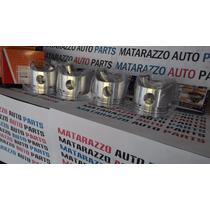 Pistões E Anéis Fiat Palio 1.0 Mpi 8v 0,60 Gasolina - Apex