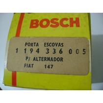 Fiat 147 - Porta Escovas Para Alternador - Bosch