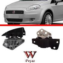 Coxim Dianteiro Lado Direito Motor Fiat Punto 1.4 8v Todos