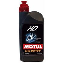 Óleo Motul Hd 80w90 P/ Caixas De Marchas E Diferenciais 1 L