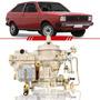 Carburação Dupla A Alcool Gol Quadrado 1982 Á 1986 Brosol Le