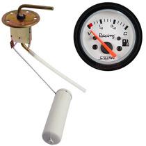 Bóia Elétrica + Marcador Combustível Wplus Br Fusca Buggy Vw