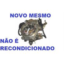 Carburador 2e Gol Santana Parati Saveiro Voyage Alcool Novo