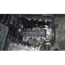 Motor Parcial Chevrolet 1.4 8v Celta Prisma Corsa Meriva