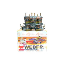 Carburador Weber 40 Idf