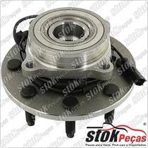 Cubo Roda Dianteira Dodge Ram 2500 4x4 (06/08) Com Abs