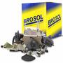 Carburador 3e Versailles 2.0 Álcool C/ Priv A/c Solex Brosol