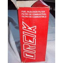 Filtro De Combustível Dreik Dgf 028-golf Santana Omega Tempr