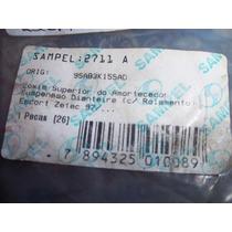 Coxim Superior Amortecedor Escort Zetec/sw 97d C/ Rolamento