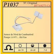 Sensor De Nível De Combustível Pampa 1.8 97/... Alc/gas