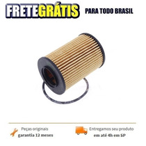 Filtro De Oleo Do Motor Mercedes A200 2004-2012 Original