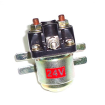 Chave Magnetica Auxiliar Mbb Delco Mt 24v Bk5n12476