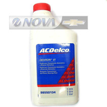 Oleo Cambio & Direcao Dexron 6 Acdelco Meriva-2002-2012