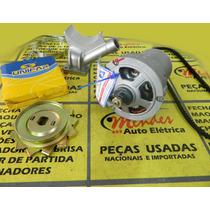 Alternador Cinap 52ah Fusca/kombi/brasilia 6 Meses Garantia