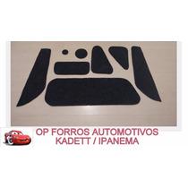 Forro Capô Kadett / Ipanema 93 A 97 Antruído/isol.termico