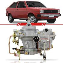 Carburador Solex Brosol Gol Quadrado Motor 1.6 84 85 86 Ld