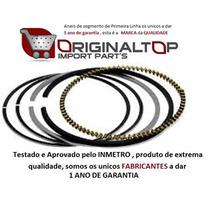Jogo Anel Motor 1mm P/4 Ford Mondeo Escort 1.8 16v 95
