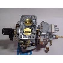 Carburador: Solex H34-seie Opala Carav 2500 4cc Gasolina
