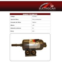 Filtro De Combustível Honda Accord 2.3 16v 98 A 02