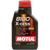 Óleo Motul 8100 X-cess 5w40 100% Sintético 5litros