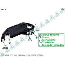 Regulador Voltagem 140a Gm Omega 95/... - Gauss