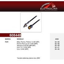 Sonda Lambda Fiat Uno 1.0, 1.5, 1.6 8v Fiorino Pick-up Lx 1.