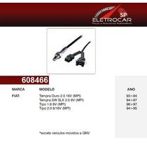 Sonda Lambda Fiat Tempra Ouro, Sw, Slx 2.0 8v, 16v 93 À 97 (