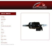 Filtro De Combustível Fiat Palio 1.0 96 A 97