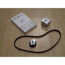 Kit Correia Dentada+tensor+cabo+vela+filtro Ar Gol G5 1.0